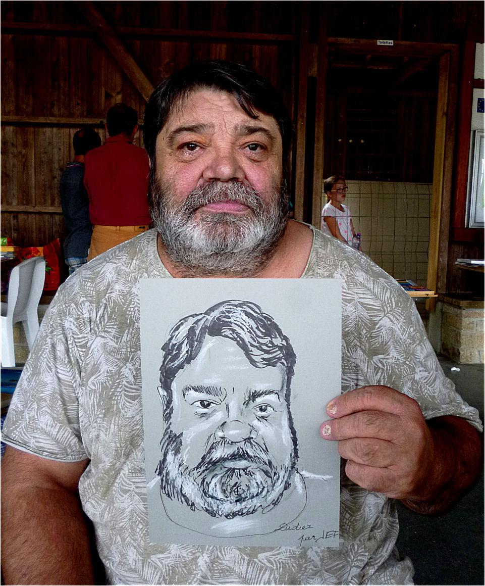 Didier caricature par Jef