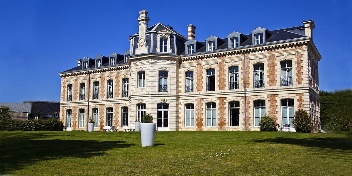 Hôtel du château à Lagord