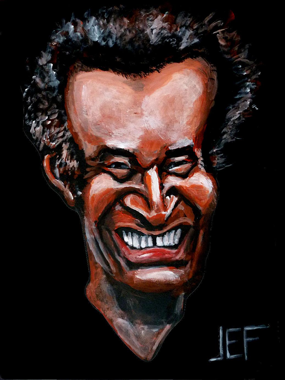 Yannick Noah caricature par JEF